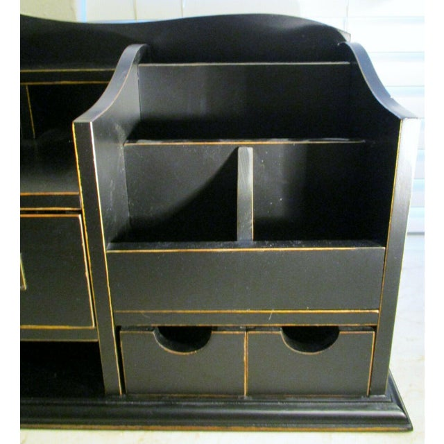 Ballard Designs Ballard Designs Home Office Desk Organizer For Sale - Image 4 of 11
