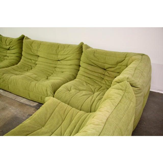 2010s Modern Ligne Roset Togo Sofa For Sale - Image 5 of 13