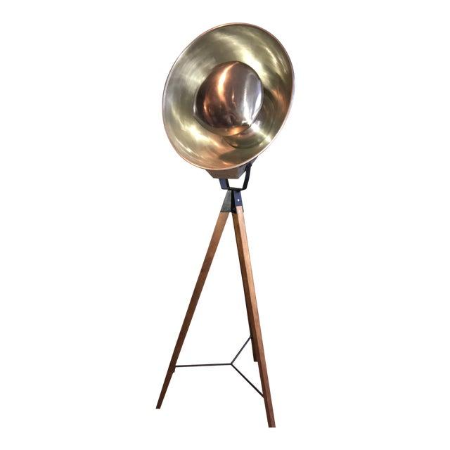 West Elm Studio Tripod Floor Lamp