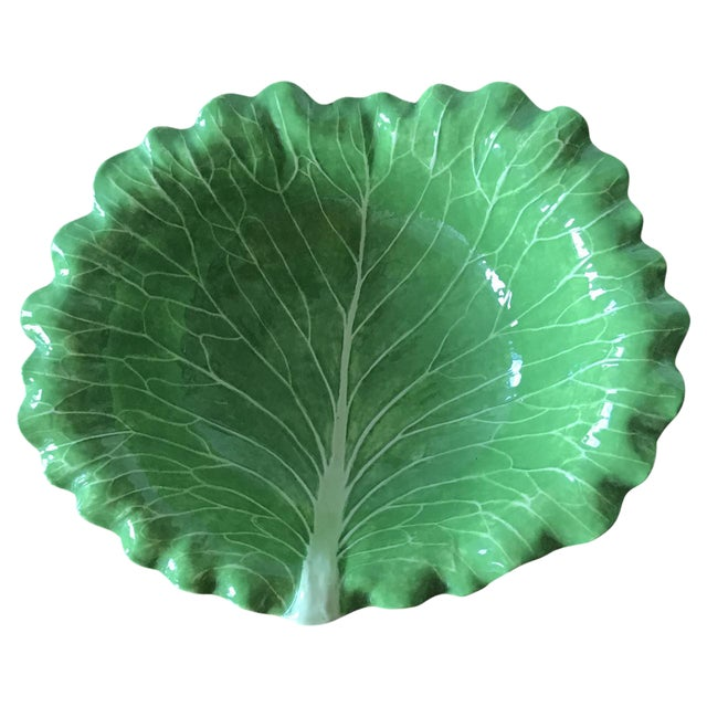 Dodie Thayer Leaf Bowl For Sale