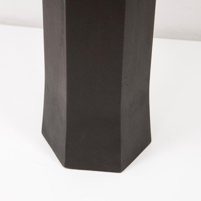 Modern Antoine Callebaut - Pair of Lamp in Bronze - Circa 1970 For Sale - Image 3 of 5