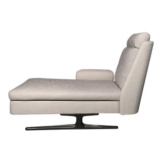 Minotti 'Spenser' Chaise Lounge For Sale