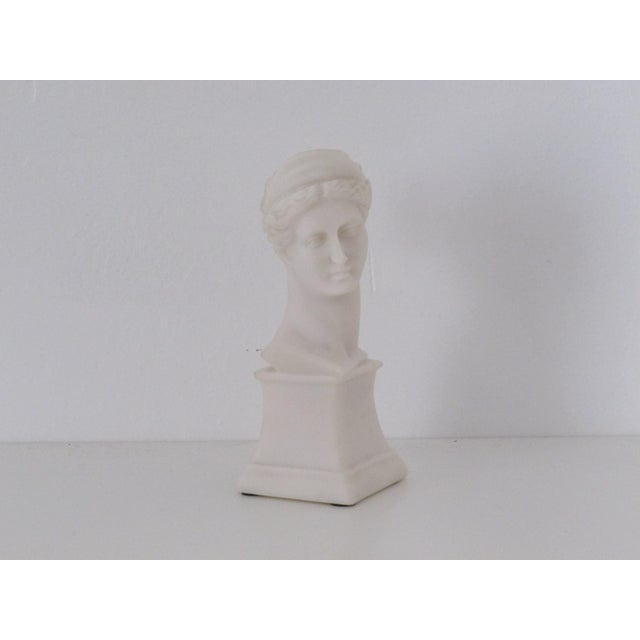 Marble Goddess Bust - Image 3 of 3