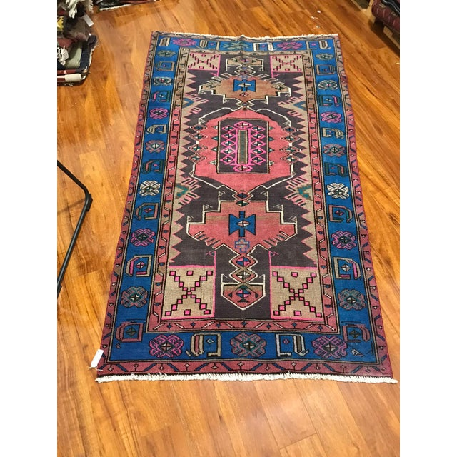 l collect All of my rugs everywhere in Turkey, All of my rugs are vintage and Unique.