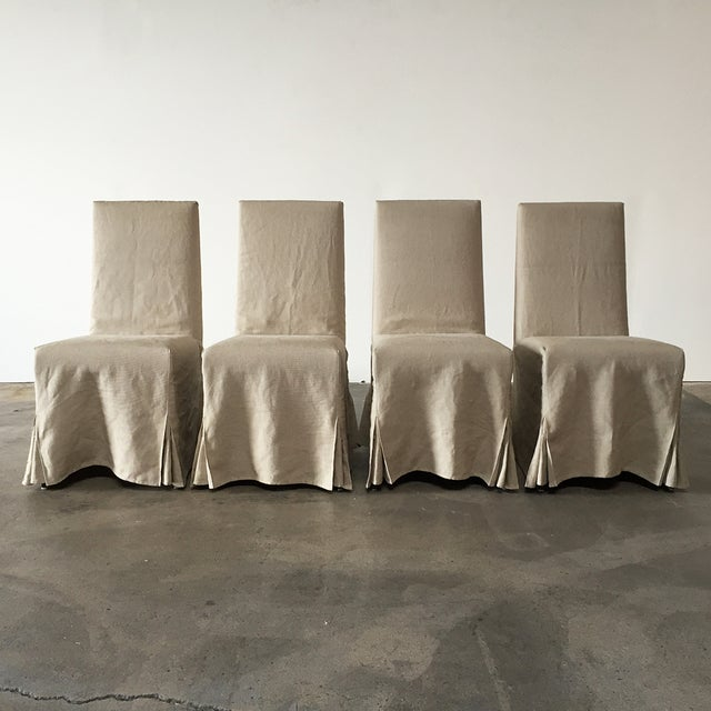 Maxalto Peplo Dining Chairs - 4 - Image 2 of 5