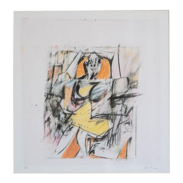 slant select -- Willem de Kooning For Sale