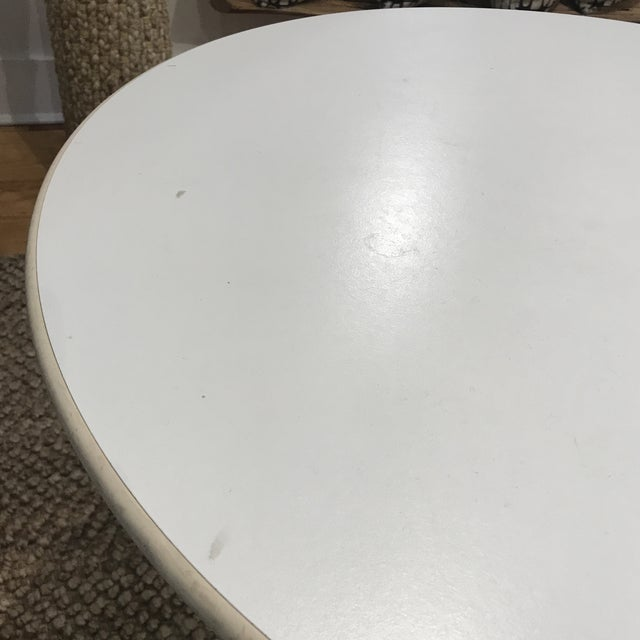 1960s 1960s Mid-Century Modern Tulip Side Table For Sale - Image 5 of 10