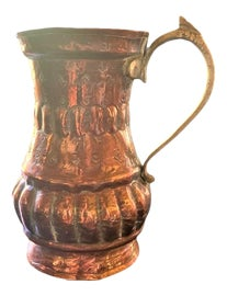Image of Copper Pitchers