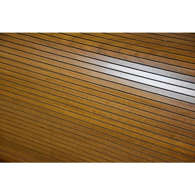 Mainline by Hooker Roll Top Desk For Sale - Image 10 of 11