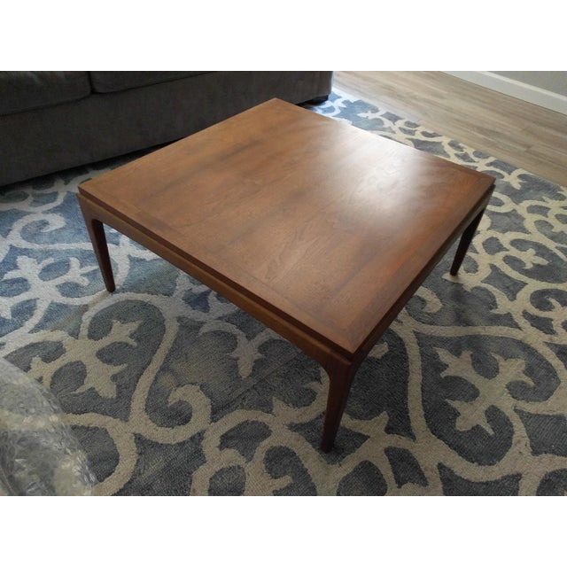 Lane Rhythm Mid-Century Coffee Table - Image 2 of 4