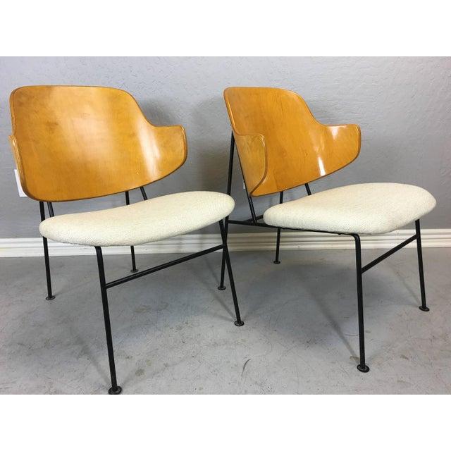 Ib Kofod Larsen Penguin Chairs - A Pair - Image 2 of 5