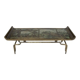 Philip & Kelvin LaVerne ''Imperial Palace'' Coffee Table For Sale