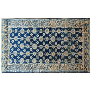 1920s Antique Persian Rug - 5′6″ × 3′6″ For Sale