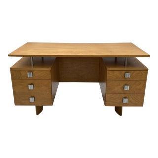 Vintage Eliel Saarinen for Johnson Furniture Executive Desk For Sale