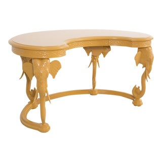 Gampel-Stoll Elephant Desk For Sale