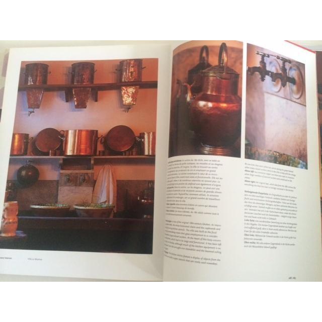Italian Decorating Coffee Table Books - Set of 6 - Image 5 of 11