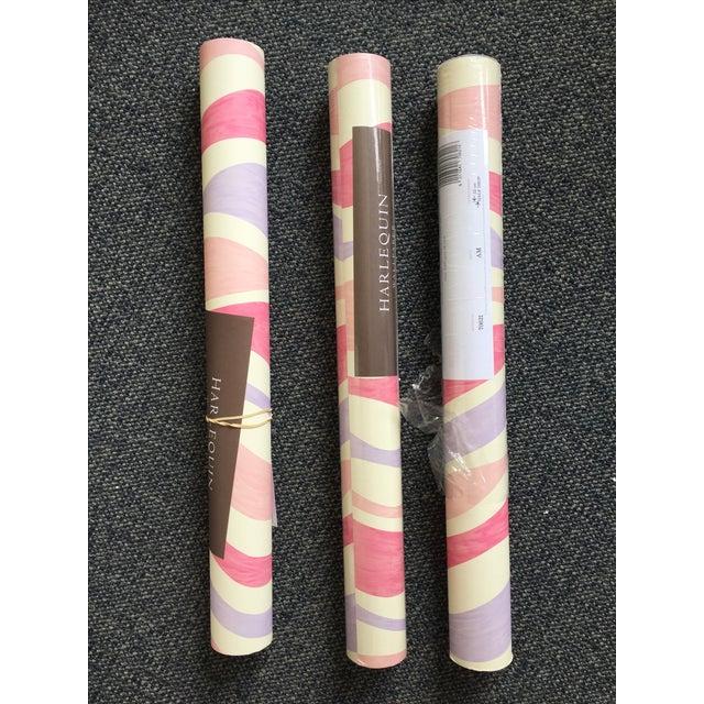 """Harlequin """"Get Groovy"""" Wallpaper - 3 Rolls - Image 4 of 4"""