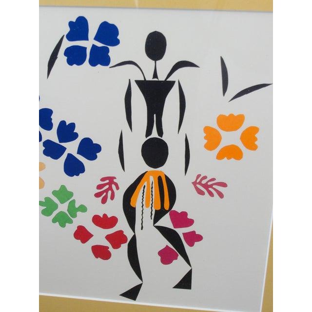 Henri Matisse Henri Matisse Framed Print La Negresse For Sale - Image 4 of 5