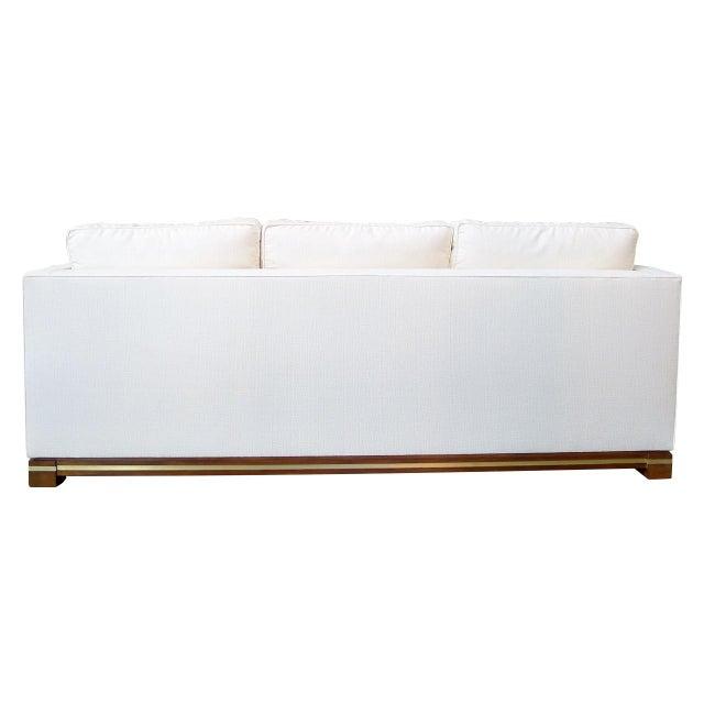 "Contemporary ""Cecil"" Sofa For Sale - Image 3 of 7"