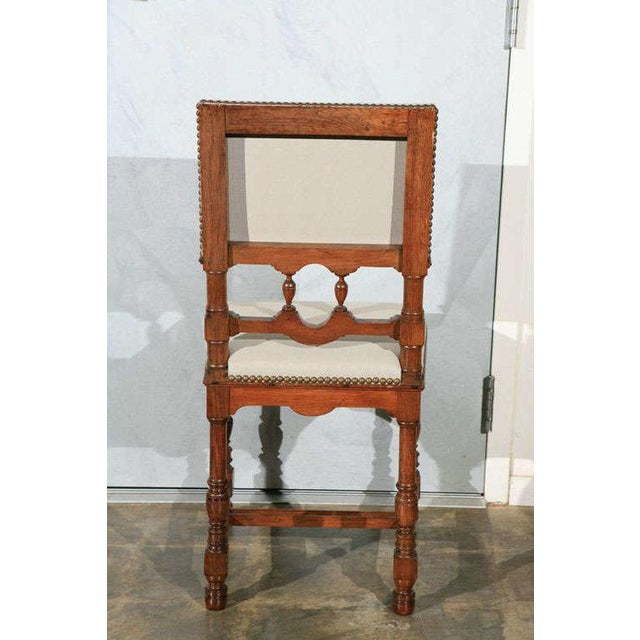 Late 19th Century Dining Side Chairs - Set of 12 For Sale - Image 5 of 9