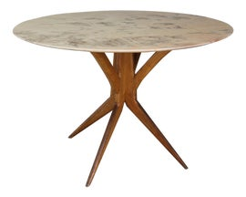 Image of White Dining Tables