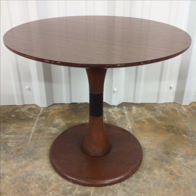 Kipp Stewart for Drexel Tulip Style Table - Image 2 of 4