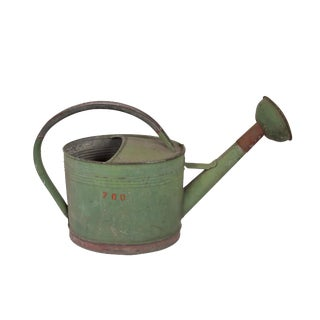 Antiqiue French Watering Can
