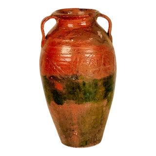 Pottery Jar, Spain Circa 18th Century For Sale