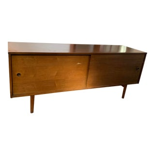 1950s Mid-Century Modern Paul McCobb Credenza For Sale