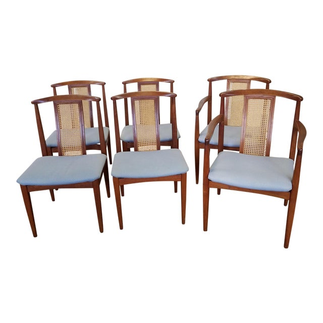 1950s Vintage Dynasty Furniture & Furnishings Danish