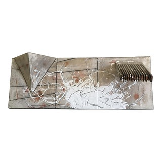 Original Abstract Sculpture by Artist Yanick Lapuh