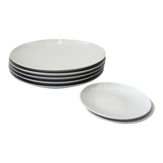 1960 Rosenthal Motif China Plates - Set of 7 For Sale