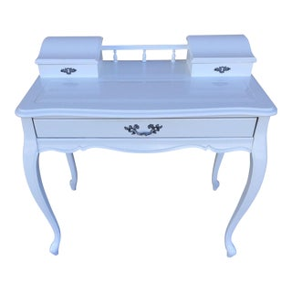Lacquered Queen Anne Desk