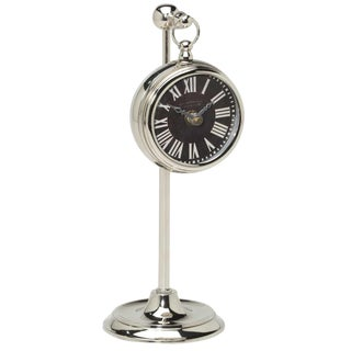 Uttermost Pocket Watch With Stand For Sale