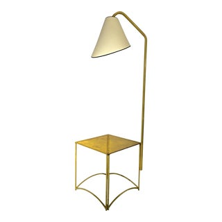 Mathieu Mategot Stunning Both Standing Lamp and Coffee Tables For Sale