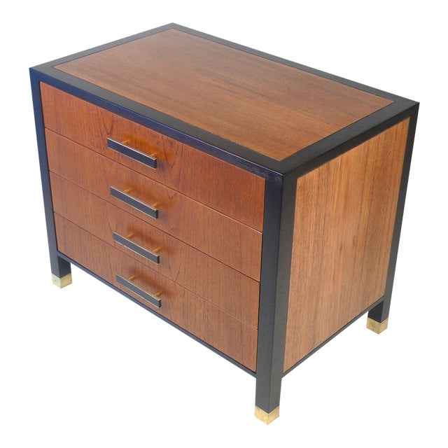 Harvey Probber Chest Nightstand For Sale