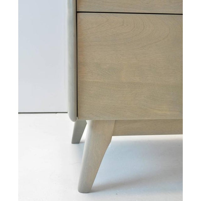 Heywood Wakefield Block Front Chest of Drawers For Sale In Palm Springs - Image 6 of 6