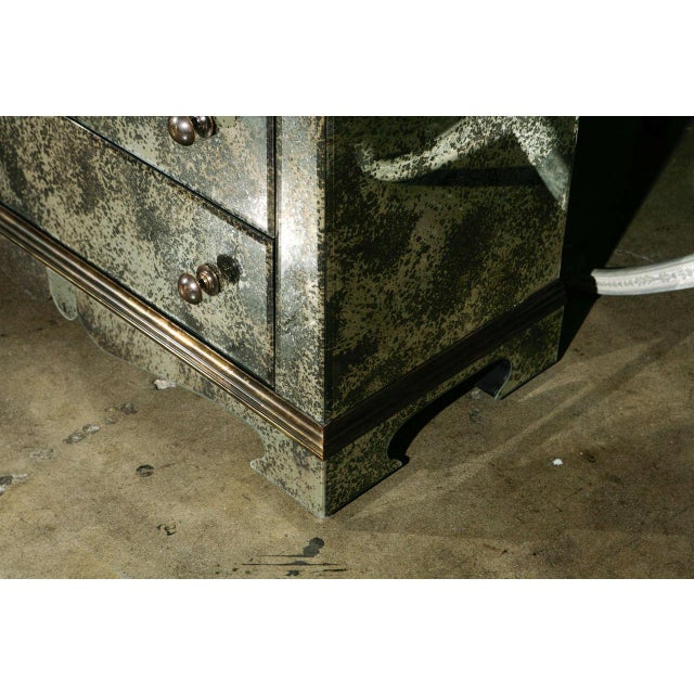 Paul Marra European Style Mirrored Chest - Image 6 of 10