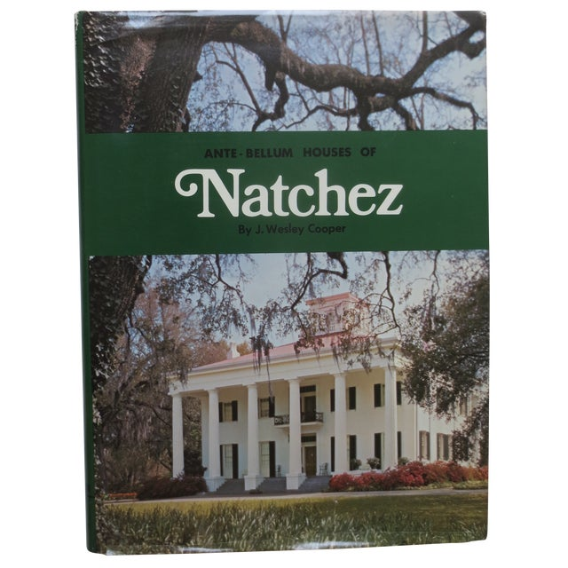Ante-Bellum House of Natchez, Signed 1st Edition - Image 1 of 10
