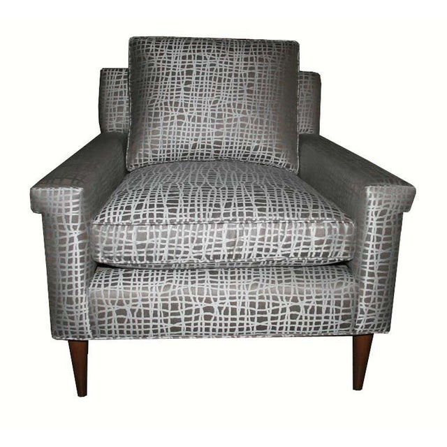 2010s Customizable Sutton Club Chair For Sale - Image 5 of 5