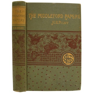 Puddleford Papers,1882 For Sale