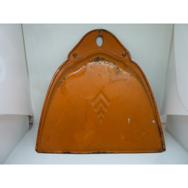 Shabby Chic Vintage French Dust Pan - Image 3 of 3
