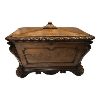 Antique Regency Cellarette For Sale