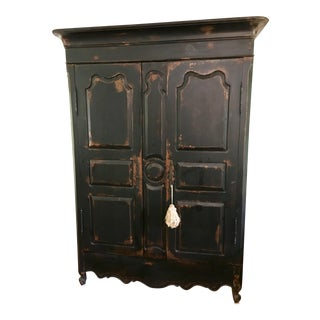 Traditional Storage Cabinet