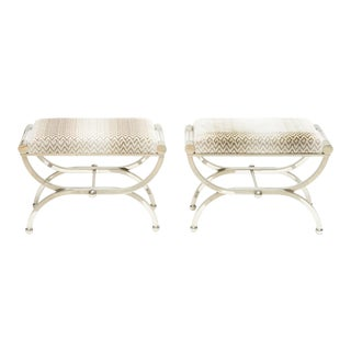 20st C. Charles Hollis Jones Benches For Sale