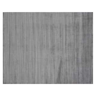 Stark Studio Rugs Contemporary Cerra Lilac 50% Wool/50% Viscose - 7′9″ × 9′9″ For Sale