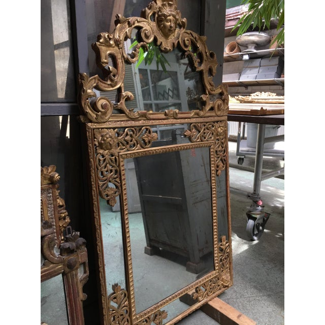 Magnificent Régence Mirror For Sale - Image 4 of 13