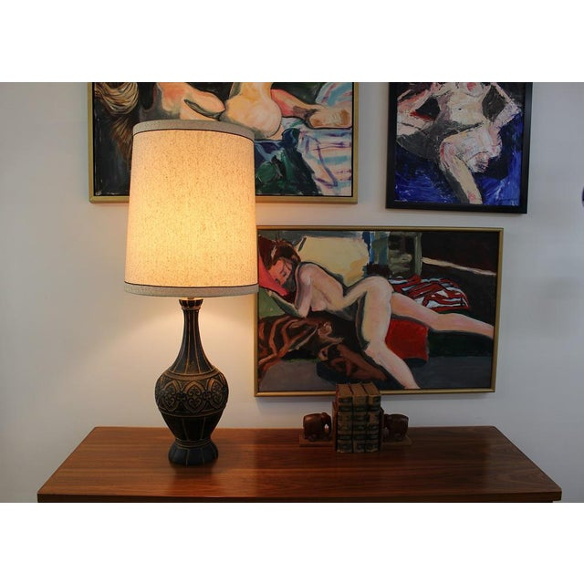 Mid-Century Modern Fortune Table Lamp - Image 3 of 7