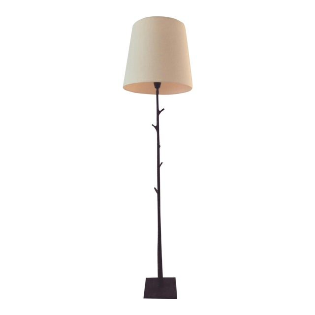 Baker Furniture Company Twig Floor Lamp - Image 1 of 6