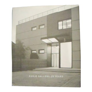 Kukje Gallery: 25 Years 2007 Hardcover Edition For Sale